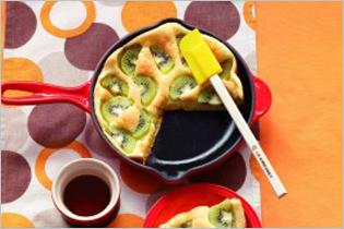Kiwi Pancake