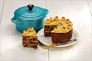 Mini Simnel Cake
