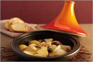 Chicken and Potato Stew