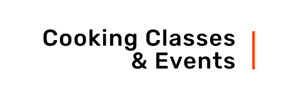 Cooking Class & Events